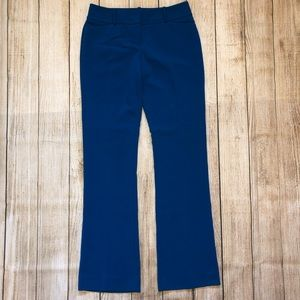 6 LONG length LIMITED Blue Trouser Cassidy Fit